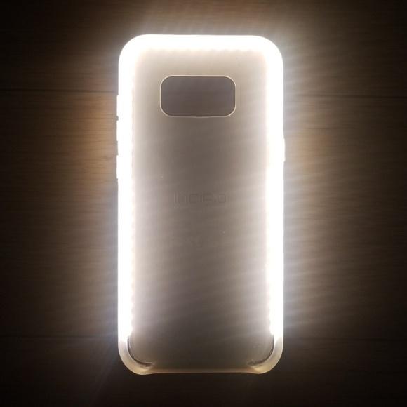 best cheap f50e1 b90cb 💛Selfie Light Samsung Galaxy S8 Plus Case